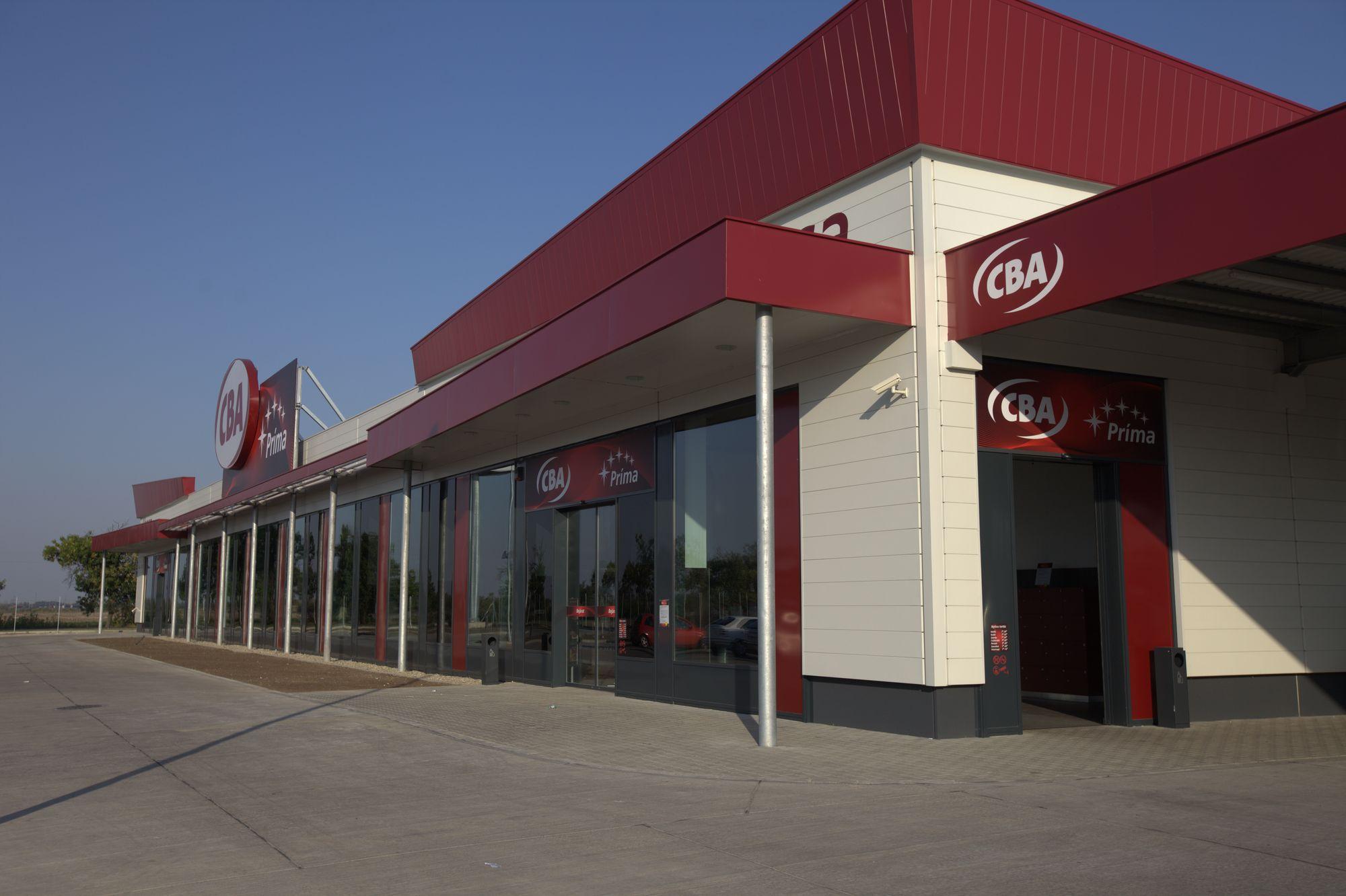 CBA áruház