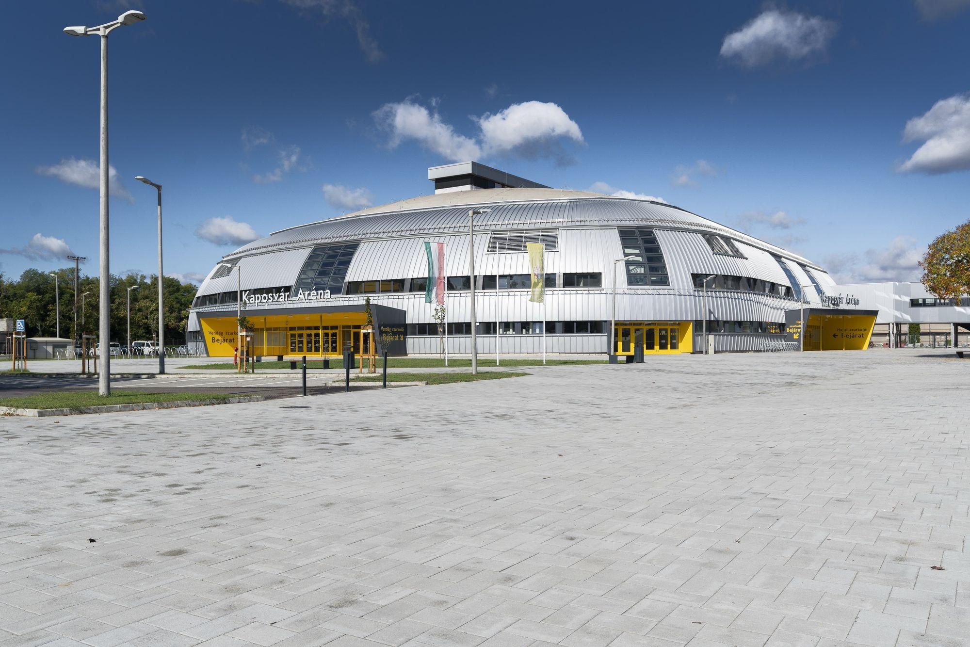 Multifunkcionális Sportcsarnok